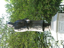 Sean Russell Bronze Statue