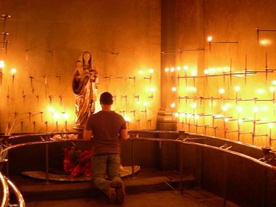 Shrine Of Blessed Virgin Mary