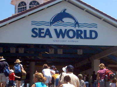 Sea World Australia