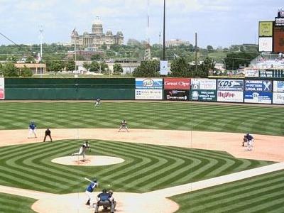 Sec Taylor Field At Principal Park