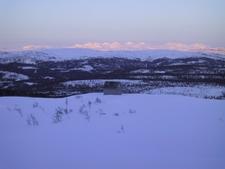 Seen From Litjfjellet By Drevvatn