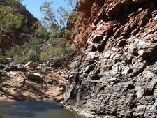 Serpentine Gorge Waterhole