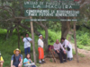 Serrania De  Macuira Entrance