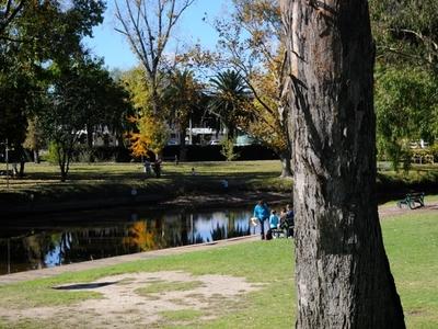 Seven  Creeks  Park  Euroa
