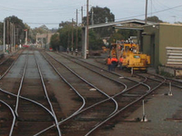 Shepparton la estación de tren