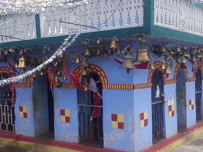 Sherakot  Temple