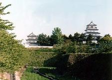 Shimabara Castle Inner Bailey