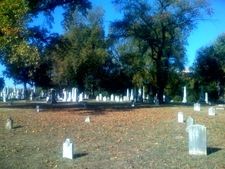 Shockoe Hill Cemetery