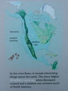 Shallow Sea Area Map