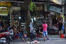 Shoes Shop At Old Quarter