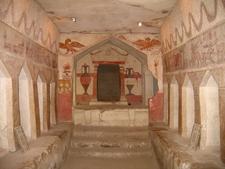 Sidonian Burial Caves