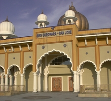 Gurdwara Sahib Of San Jose
