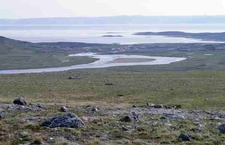 Sila River And Wager Bay