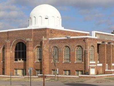 First Congregational Church, Former