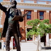 Statue Of Sir Henry Parkes