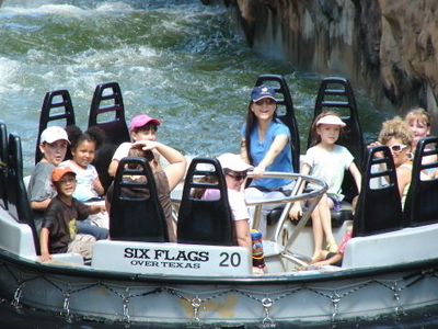 Roaring Rapids River Ride