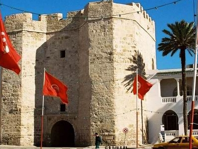 Skifa Kahla Ancient Gate