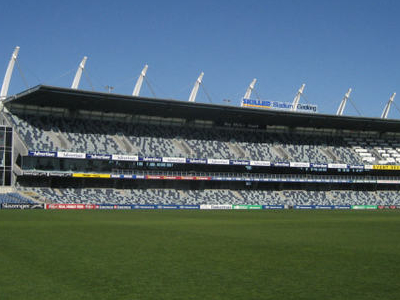 Skilled  Stadium  Geelong