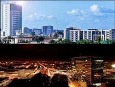 Skyline Of Davao City
