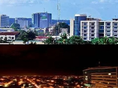 Skyline Of Davao City
