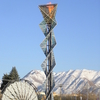 The Cauldron From The 2002 Winter Olympics