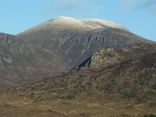 Slieve Commedagh From The South