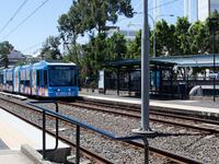 Exhibition MLR station