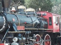 Stone Mountain Scenic Railroad