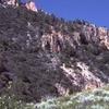 Snowslide Gulch In The Jarbidge Wilderness