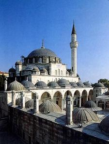 Sokollu Mehmet Pasha Camii Exterior