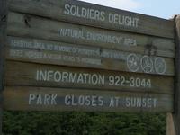 Soldados Deleite Área de Medio Ambiente Natural