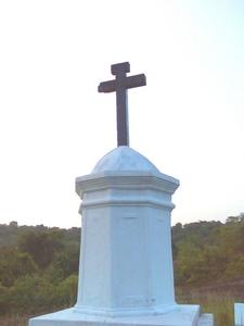 The Black Stone Cross