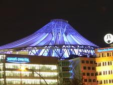 Sony Center Outside