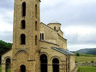 Sopoani Monastery