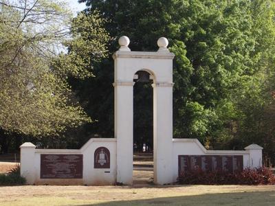 The Huguenot Memorial