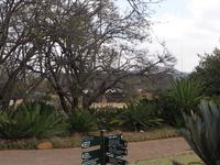 Pretória National Botanical Garden