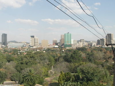 Cableway Over The Zoo