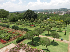 The Terraced Gardens
