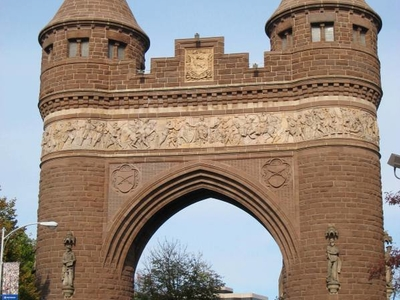 Soldiers And Sailors Memorial Arch