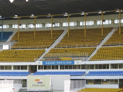 The Adani Pavilion