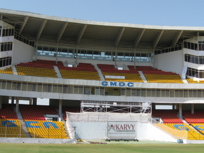 The GMDC Pavilion