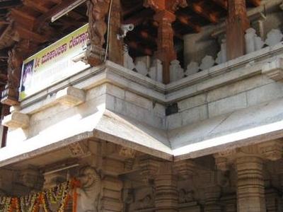 Sri Kollur Mookambika Temple