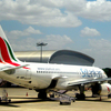 Srilankan Airlines Parked