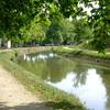 Canal De Berry In Saint Amand Montrond