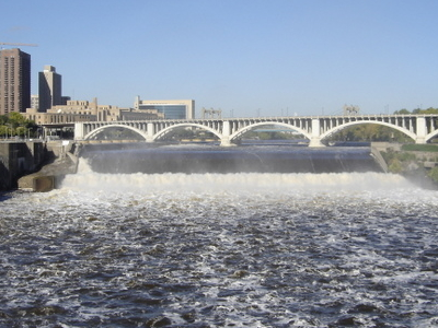Saint Anthony Falls