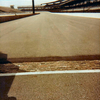 Starting Line At The Indianapolis Motor Speedway