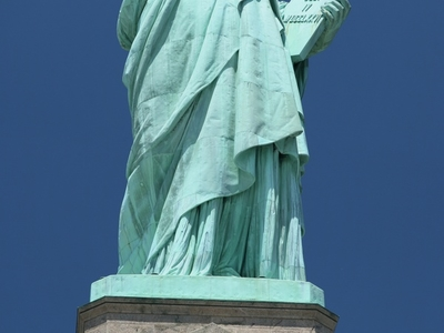 Statue Of  Liberty Frontal
