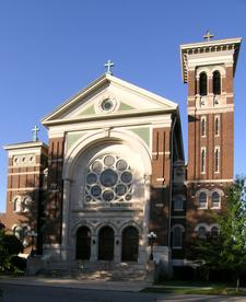 St Charles Borromeo Roman Catholic Parish
