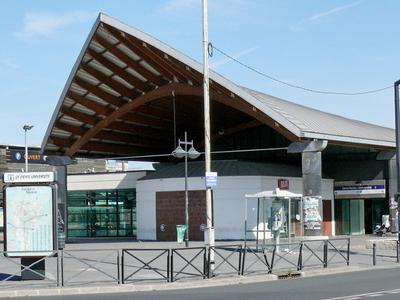 Saint-Denis - Université