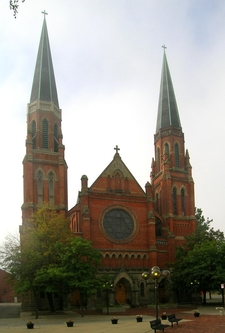 Ste. Anne De Detroit Catholic Church